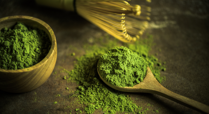 THE BENEFITS OF MATCHA TEA